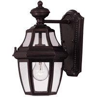 Endorado 1 Light 13 inch English Bronze Outdoor Wall Lantern