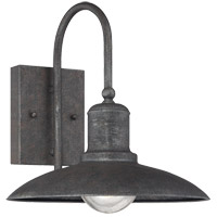 Savoy House Mica 1 Light Outdoor Wall Lantern in Artisan Rust 5-5031-1-32 photo thumbnail