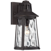 Savoy House Stockton 1 Light Outdoor Wall Lantern in Walnut Patina 5-5040-1-40