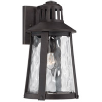Savoy House Stockton 1 Light Outdoor Wall Lantern in Walnut Patina 5-5041-1-40