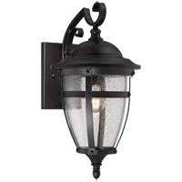 Savoy House Dillon 1 Light Outdoor Wall Lantern in English Bronze with Gold 5-5050-1-213
