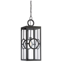 Lauren 1 Light 11 inch English Bronze Outdoor Hanging Lantern