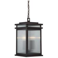 Savoy House 5-512-13 Radford 2 Light 9 inch English Bronze Outdoor Hanging Lantern