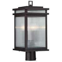 Radford 2 Light 19 inch English Bronze Outdoor Post Lantern