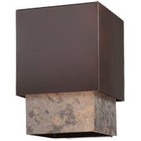 Savoy House Overlook 1 Light Outdoor Wall Lantern in English Bronze 5-5350-DS-13