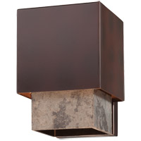 Savoy House Overlook 1 Light Outdoor Wall Lantern in English Bronze 5-5351-DS-13