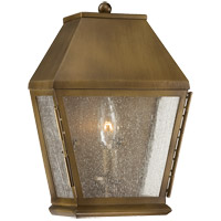 Savoy House Maple 1 Light Outdoor Wall Lantern in Burnished Copper 5-5890-36