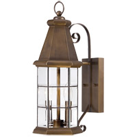 Savoy House Regent 2 Light Outdoor Wall Lantern in Burnished Sienna 5-5950-290