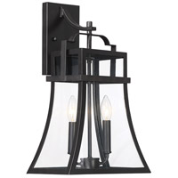 Savoy House 5-609-13 Avon 2 Light 19 inch English Bronze Outdoor Wall Lantern alternative photo thumbnail