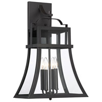 Savoy House 5-610-13 Avon 4 Light 24 inch English Bronze Outdoor Wall Lantern