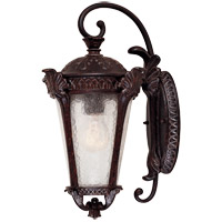 Savoy House Pompia 1 Light Outdoor Wall Lantern in Distressed Bronze 5-667-59 photo thumbnail