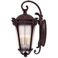 Savoy House Pompia 4 Light Outdoor Wall Lantern in Distressed Bronze 5-669-59 photo thumbnail