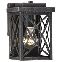 Savoy House 5-700-113 Norwalk 1 Light 8 inch Brushed Bronze Outdoor Wall Lantern alternative photo thumbnail