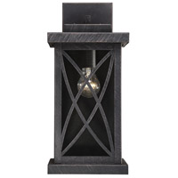 Savoy House 5-702-113 Norwalk 1 Light 18 inch Brushed Bronze Outdoor Wall Lantern