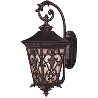 Savoy House Bientina 1 Light Outdoor Wall Lantern in Slate 5-7130-25