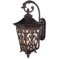Savoy House Bientina 3 Light Outdoor Wall Lantern in Slate 5-7131-25