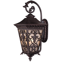 Savoy House Bientina 4 Light Outdoor Wall Lantern in Slate 5-7132-25