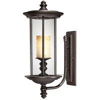 Savoy House Chestatee 1 Light Outdoor Wall Lantern in English Bronze w/Gold 5-8712-213 photo thumbnail