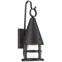 Savoy House Woodsmith 1 Light Dark Sky Outdoor Wall Lantern in Slate 5-9501-DS-25