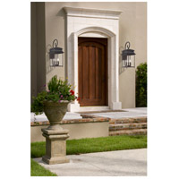 Savoy House 5-9541-25 Durham 3 Light 23 inch Slate Outdoor Wall Lantern, with Scroll alternative photo thumbnail