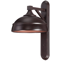 Savoy House Belfrey 1 Light Dark Sky Outdoor Wall Lantern in English Bronze 5-9580-DS-13
