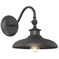 Raliegh 1 Light 11 inch Black Lantern Ceiling Light