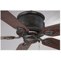 Savoy House 52-004-5CN-13 Capri 52 inch English Bronze with Chestnut Blades Outdoor Ceiling Fan alternative photo thumbnail