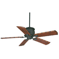 Savoy House Capri Ceiling Fan in Horseshoe Black 52-004-5WI-24 photo thumbnail