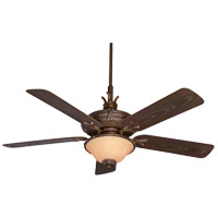 Savoy House Asheville Ceiling Fan in New Tortoise Shell (Blades sold separately) 52-009-MO-56
