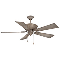 Savoy House 52-110-545-45 Danville 52 inch Aged Wood Outdoor Ceiling Fan alternative photo thumbnail