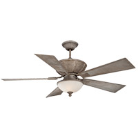Danville 52 inch Aged Wood Outdoor Ceiling Fan