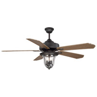Savoy House 52-135-5WA-13 Trudy 52 inch English Bronze with Walnut Blades Outdoor Ceiling Fan alternative photo thumbnail