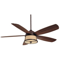 Savoy House San Remo 3 Light Ceiling Fan in Copper Basin 52-252-5BW-244 photo thumbnail