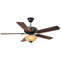 Savoy House 52-411-5RV-13 Charleston 52 inch English Bronze with Walnut/Teak Blades Ceiling Fan alternative photo thumbnail