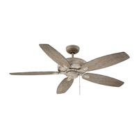Savoy House 52-5095-545-45 Kentwood 52 inch Aged Wood Ceiling Fan