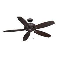 Savoy House 52-5095-5RV-13 Kentwood 52 inch English Bronze with Walnut/Chestnut Blades Ceiling Fan