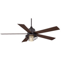 Savoy House 52-624-5CN-13 Hyannis 52 inch English Bronze with Chestnut Blades Outdoor Ceiling Fan alternative photo thumbnail