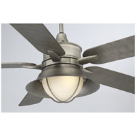 Savoy House 52-625-5AS-242 Hyannis 52 inch Aged Steel Outdoor Ceiling Fan alternative photo thumbnail