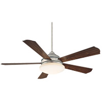 Savoy House 52-771-5BW-SN Britton 52 inch Satin Nickel with Beechwood Blades Ceiling Fan photo thumbnail