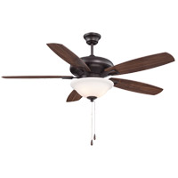 Savoy House 52-831-5RV-13 Mystique 52 inch English Bronze with Walnut/Teak Blades Ceiling Fan alternative photo thumbnail