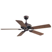 Savoy House San Pablo All-In-One Fan in English Bronze 52-860-5RV-13