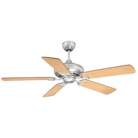 Savoy House San Pablo All-In-One Fan in Satin Nickel 52-860-5RV-SN photo thumbnail
