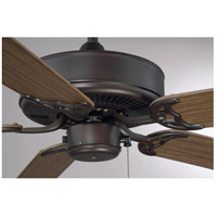 Savoy House 52-EOF-5WA-13 Nomad 52 inch English Bronze with Walnut Blades Outdoor Ceiling Fan alternative photo thumbnail