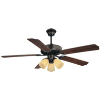 Savoy House 52-EUP-5RV-13 First Value 52 inch English Bronze with Walnut/Teak Blades Ceiling Fan alternative photo thumbnail
