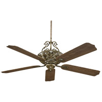 Savoy House Outdoor Living Veranda Ceiling Fan in Distressed Oak 52-PFH-5-88 photo thumbnail