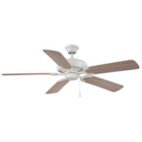Savoy House 52-SGC-5RV-80 Pine Harbor 52 inch Matte White with White/Weathered Patina Blades Ceiling Fan alternative photo thumbnail