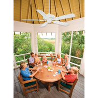 Savoy House 52-SGO-5W-WH Lancer 52 inch White Ceiling Fan alternative photo thumbnail