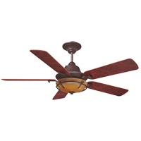 Savoy House Big Canoe 3 Light Ceiling Fan in English Bronze 52P-620-5BC-13 photo thumbnail