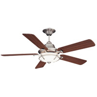 Savoy House Big Canoe 3 Light Ceiling Fan in Satin Nickel 52P-620-5WA-SN