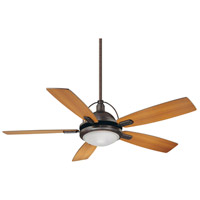 Savoy House Shasta 1 Light All-In-One Fan in English Bronze 54-220-5RV-13